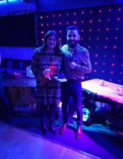 Club Rock Award - Gail Castledine